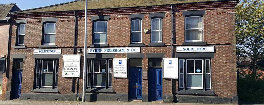 Byrne Frodsham Solicitors